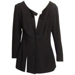 Yohji Yamamoto 2010 Zip Jacket