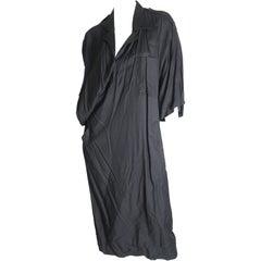 Yohji Yamamoto Black Dress, 1990s