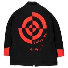 Yohji Yamamoto Pour Homme AW1990 Bullseye Jacket