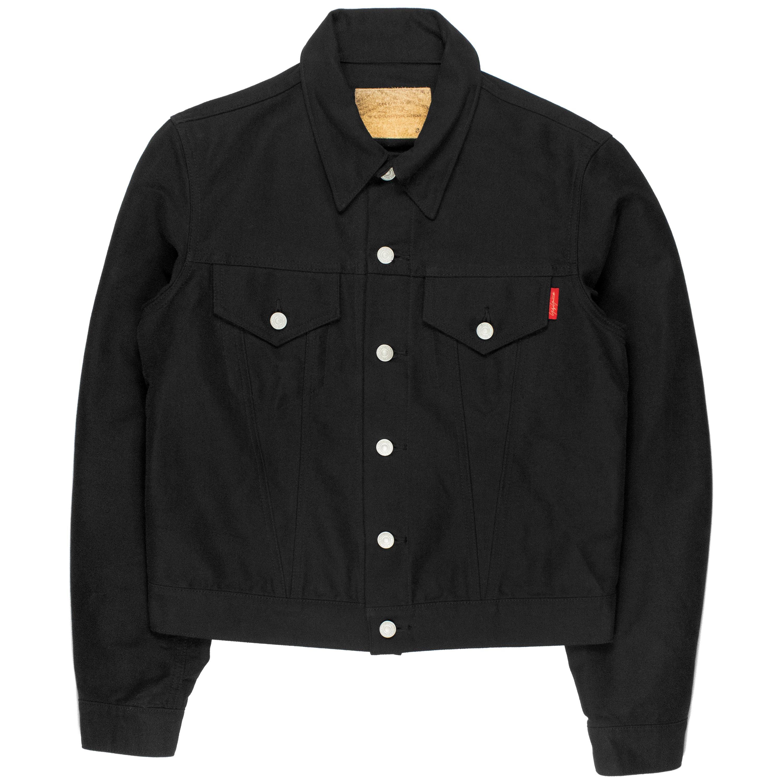 Yohji Yamamoto Pour Homme SS2000 Trucker Jacket
