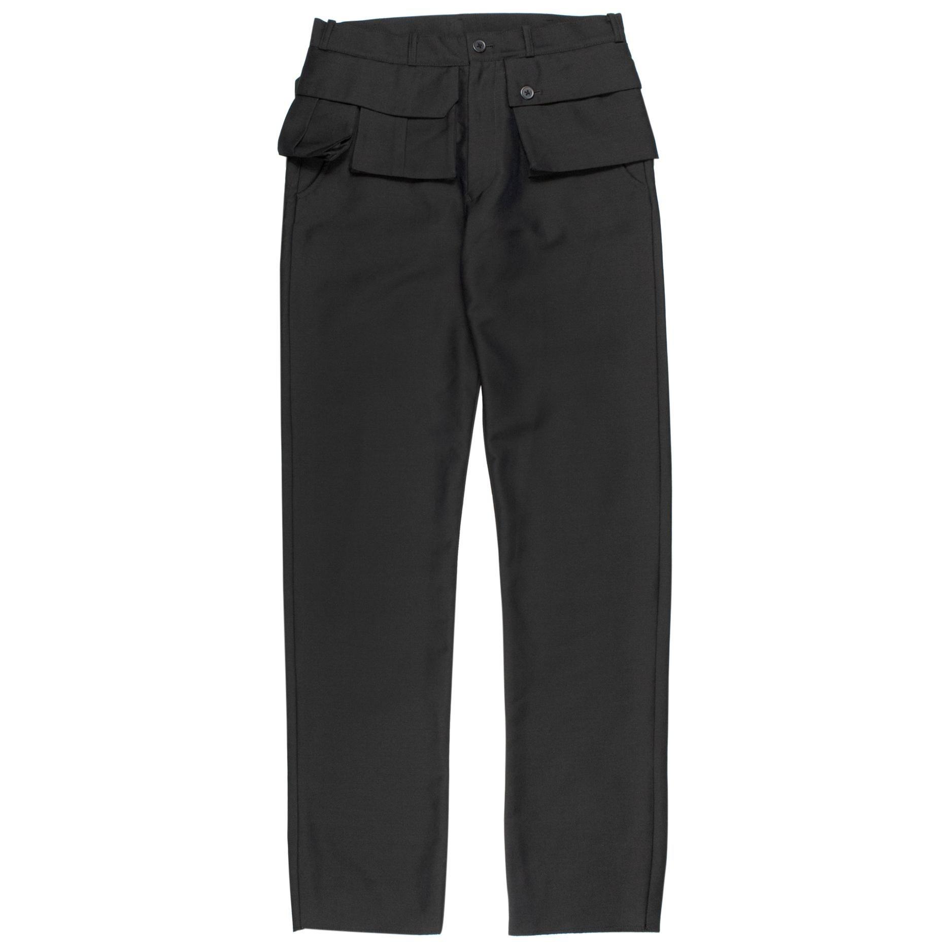 Yohji Yamamoto Pour Homme SS2001 Waistbag Cargo Trousers