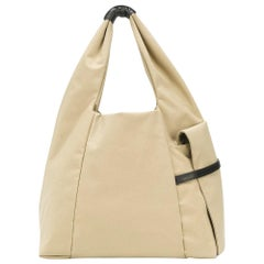 Yohji Yamamoto Triangular Tote Bag
