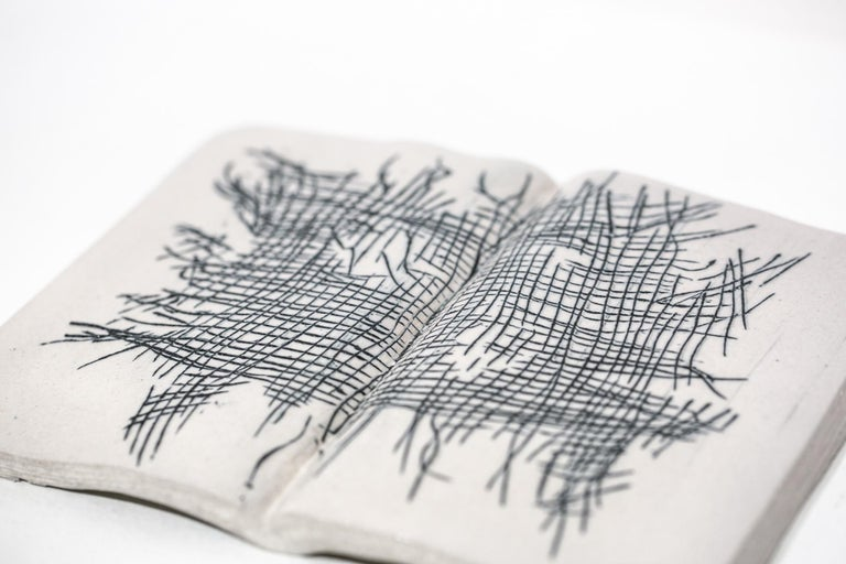 Sketchbook (small #3) - Sculpture by Yoonmi Nam