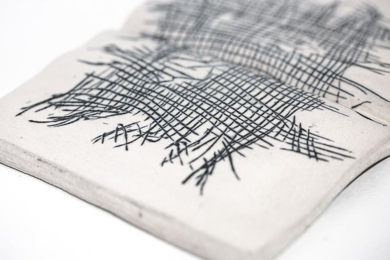 Sketchbook (small #3) - Contemporary Sculpture by Yoonmi Nam