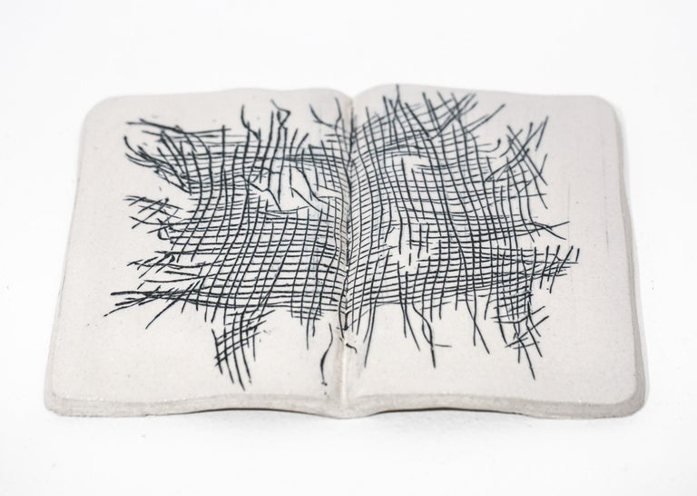 Yoonmi Nam Figurative Sculpture - Sketchbook (small #3)