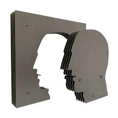 "Yorgos Kypris ""The Gate of Knowledge"" Sculpture"