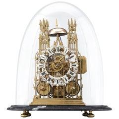 York Minster Cathedral Skeleton Clock