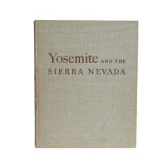 Yosemite and the Sierra Nevada, Photographs by Ansel Adams 1948