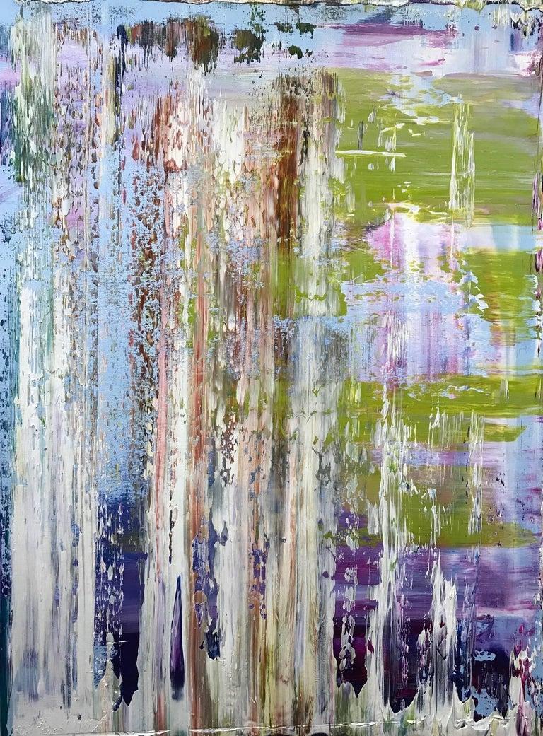 Yoshi Ban Abstract Painting - 104206
