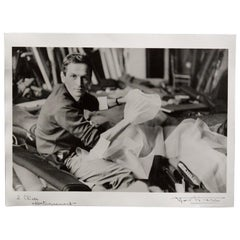 Yoshi Takata Rectangular Black and White Paper French Photography, 1955