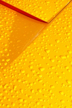 colors 053 – Yoshinori Mizutani, Colour, Photography, Structure, Yellow, Water