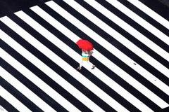 rain 026 – Yoshinori Mizutani, Colour, Photography, Structure, Street, People