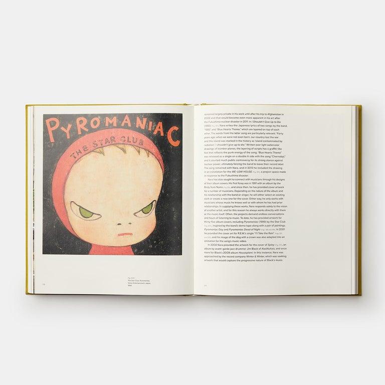 Paper Yoshitomo Nara Monograph For Sale