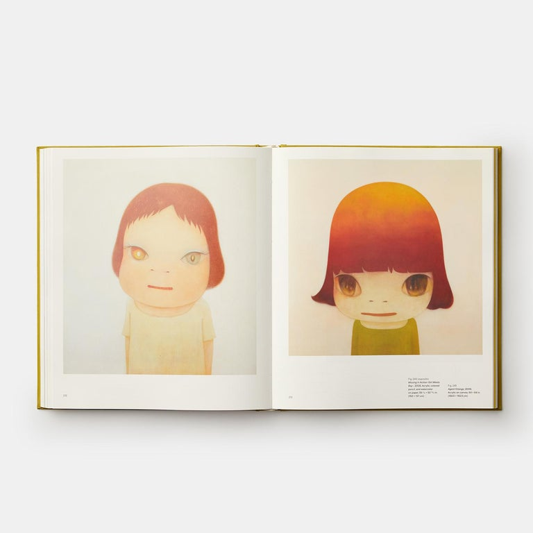 Yoshitomo Nara Monograph For Sale 1