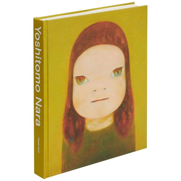 Yoshitomo Nara Monograph For Sale