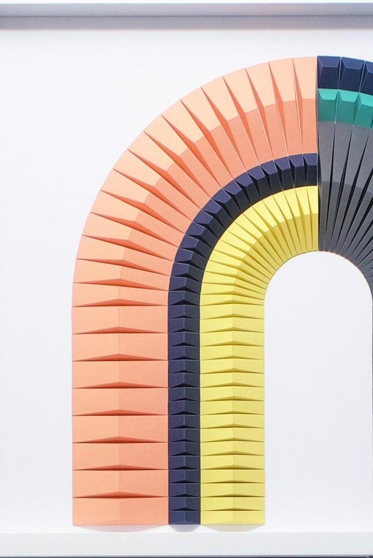 BiPolar 1 Dou Geometric Abstract For Sale 1