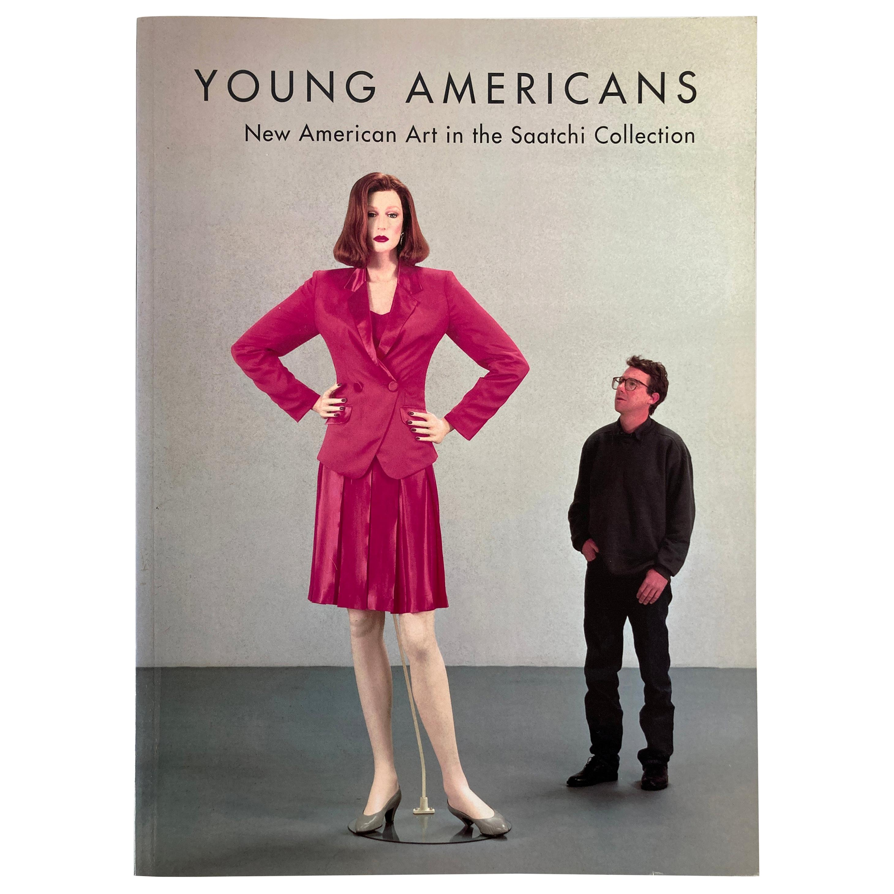 Young Americans New American Art in the Saatchi Collection