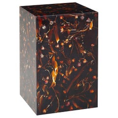 Young Inches Side Table in Resin