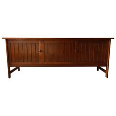 Younger Oiled Teak Midcentury Sideboard, 1960s