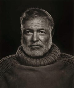 Ernest Hemingway, 1957