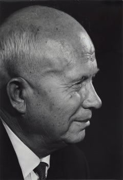 Portrait of Nikita Khrushchev
