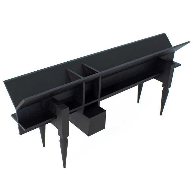 Arts and Crafts Contemporary Console /Sideboard YPSILON by Studio 1+11 , 21st Century, Germany For Sale