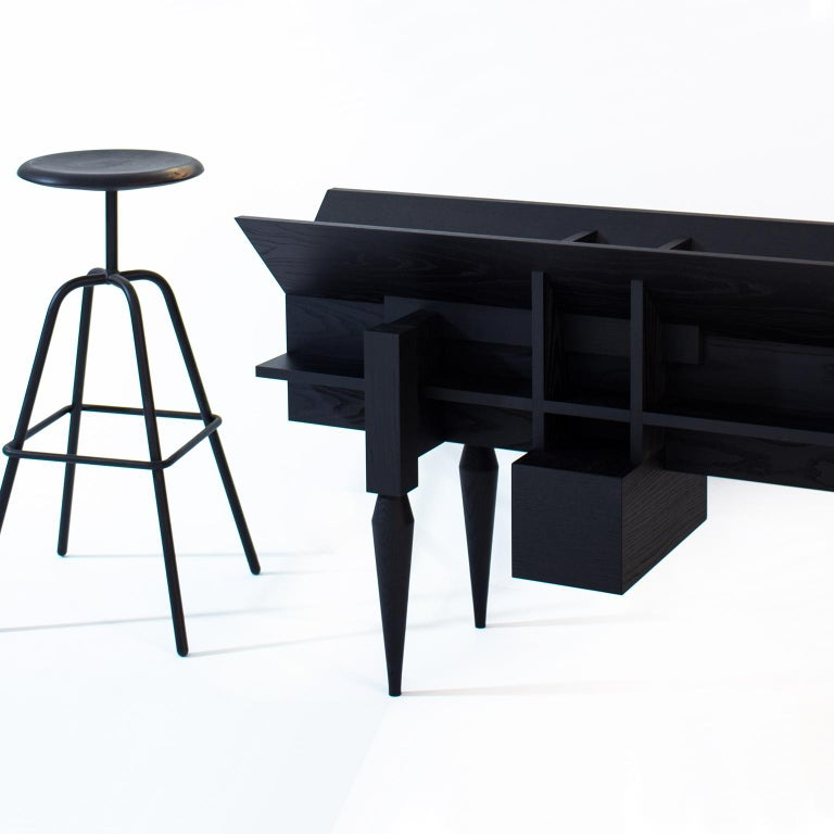 Contemporary Console /Sideboard YPSILON by Studio 1+11 , 21st Century, Germany In New Condition For Sale In Berlin, DE