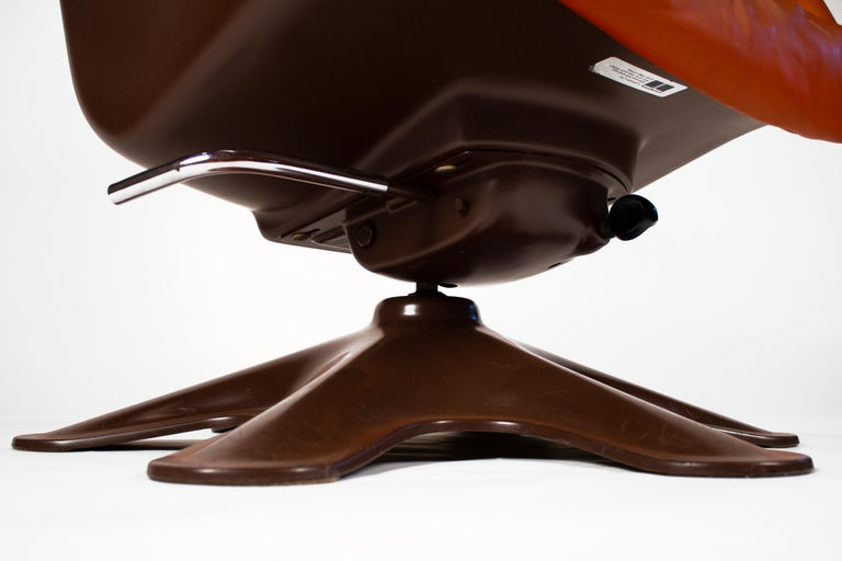 Karuselli Lounge Chairs by Yrjo Kukkapuro for Haimi of Finland 3 Available For Sale 5