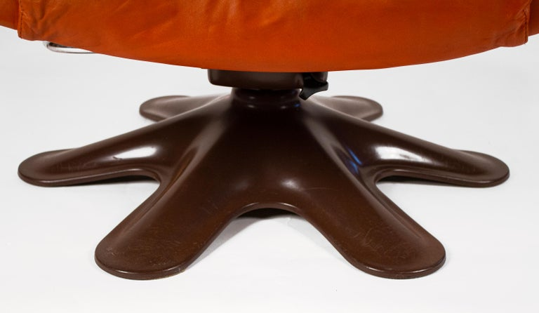Karuselli Lounge Chairs by Yrjo Kukkapuro for Haimi of Finland 3 Available For Sale 6