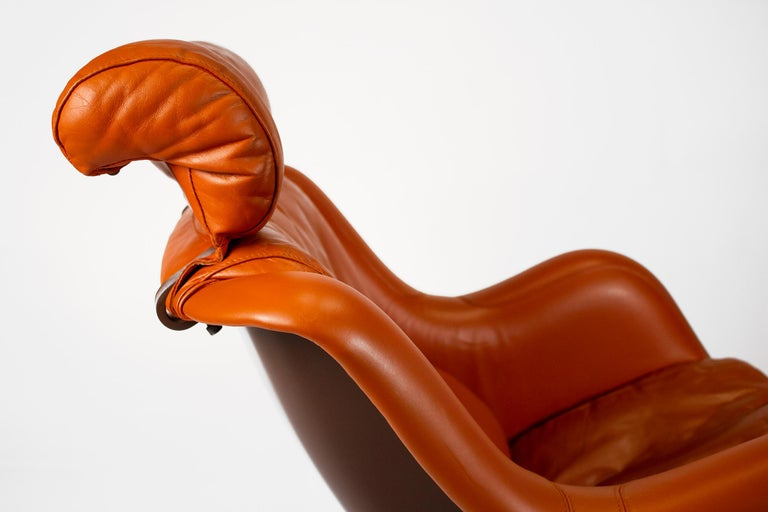 20th Century Karuselli Lounge Chairs by Yrjo Kukkapuro for Haimi of Finland 3 Available For Sale