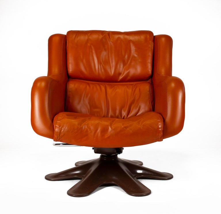 Karuselli Lounge Chairs by Yrjo Kukkapuro for Haimi of Finland 3 Available For Sale 1