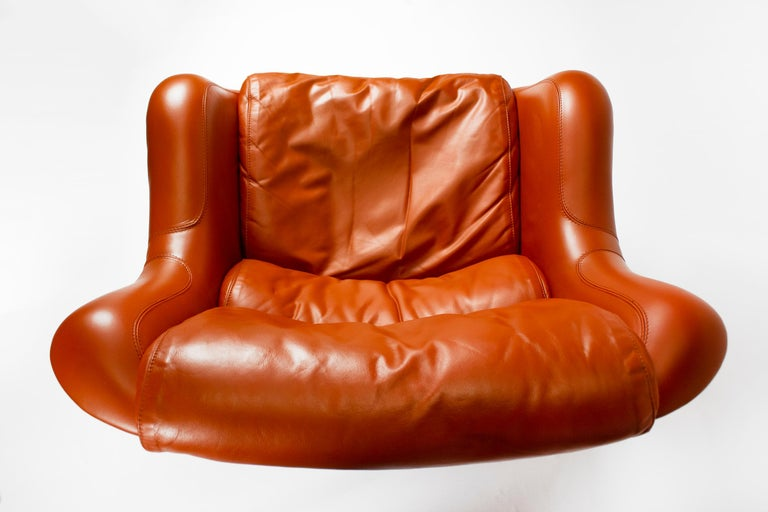 Karuselli Lounge Chairs by Yrjo Kukkapuro for Haimi of Finland 3 Available For Sale 2