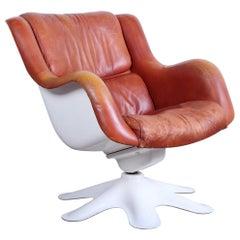 Yrjo Kukkapuro 'Karuselli' Lounge Chair