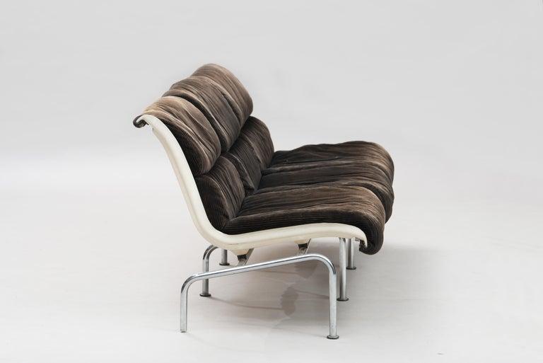 Scandinavian Modern Yrjö Kukkapuro mid-century modern Set of Sofas for Haimi, 1960s. For Sale