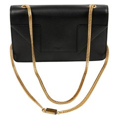Ysl Betty Bag Black Leather