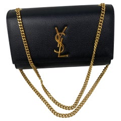 YSL Black Crossbody Bag