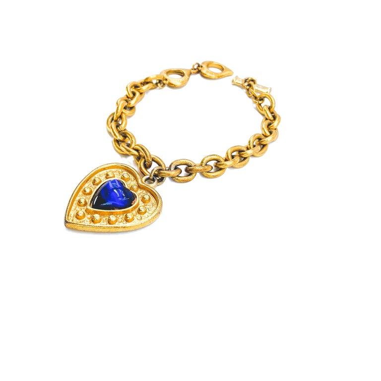 YSL Bracelet Vintage 1980s 1