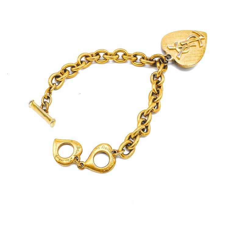 YSL Bracelet Vintage 1980s 5