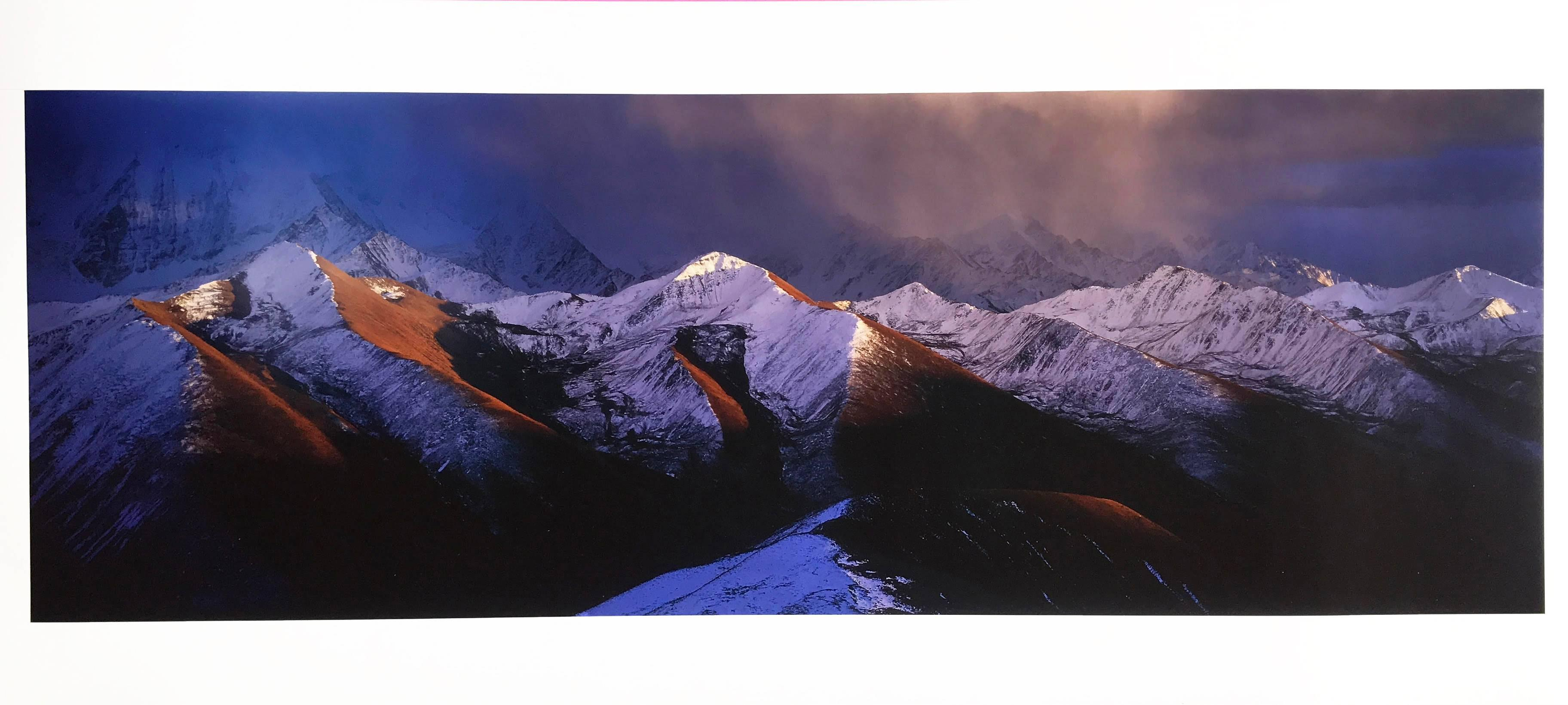 King of the Mountains, Himalayas, Contemporary Chinese Photography