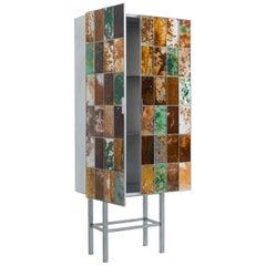 Yuma Kano Rust Harvest Cabinet Acrylic