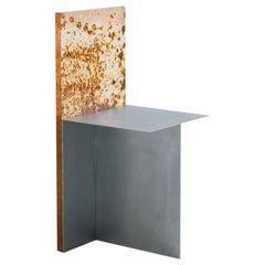 Yuma Kano Rust Harvest Chair Acrylic Art