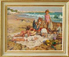 MAY BANK HOLIDAY at the BEACH