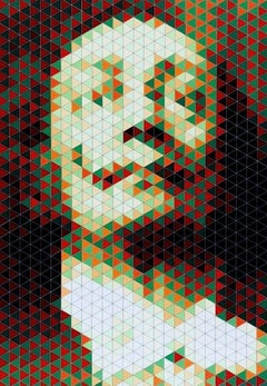 Faces of Dali #4