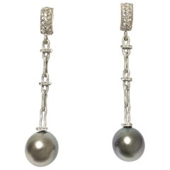 Yvel Pearls and Diamonds Earring E1MARTHW