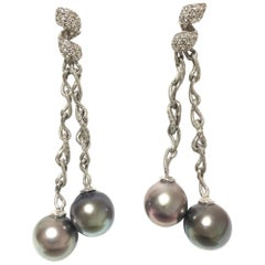 Yvel Pearls and Diamonds Earring E2MMARTHW