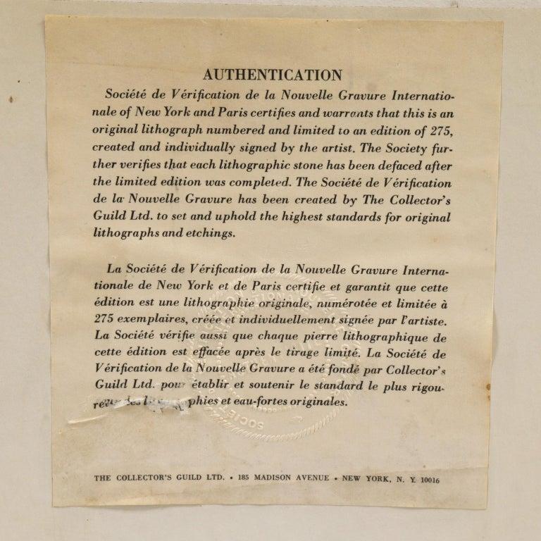 'Low Tide, Brittany', Musée d'Art Moderne, Paris, Ecole des Beaux-Arts, Benezit For Sale 7