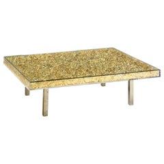 Yves Klein / Monogold Table