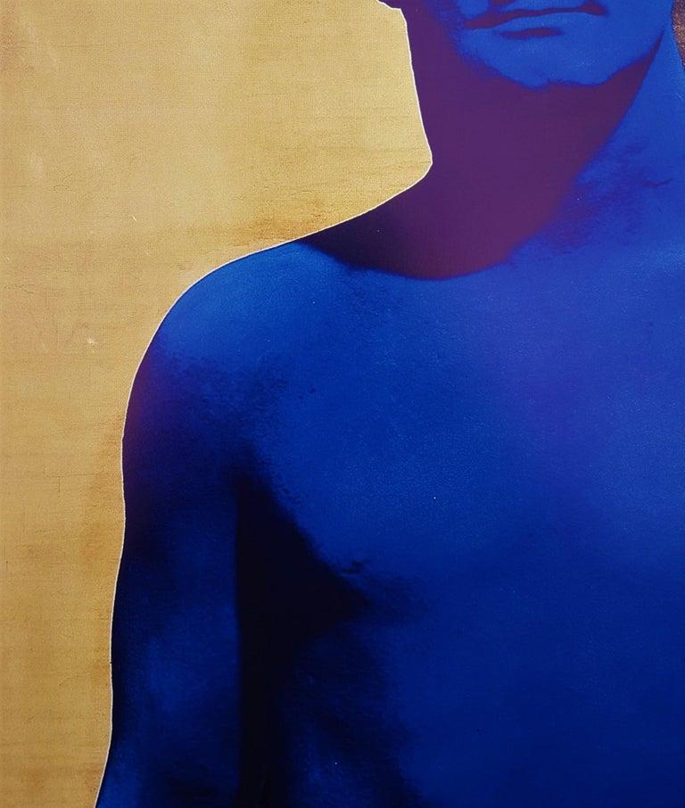 Le Printemps des Poètes (Portrait Relief d'Arman) For Sale 7