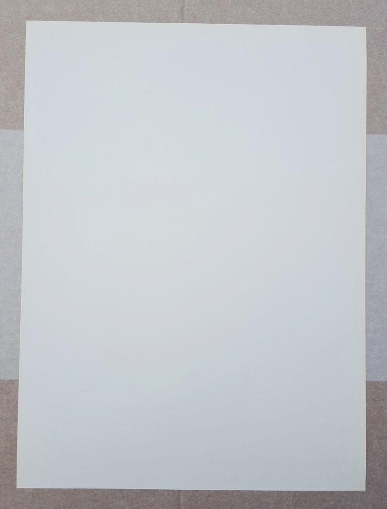 Le Printemps des Poètes (Portrait Relief d'Arman) For Sale 9