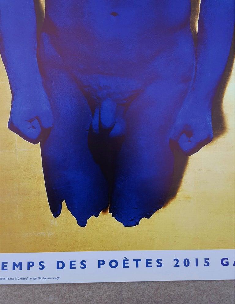 Le Printemps des Poètes (Portrait Relief d'Arman) For Sale 4